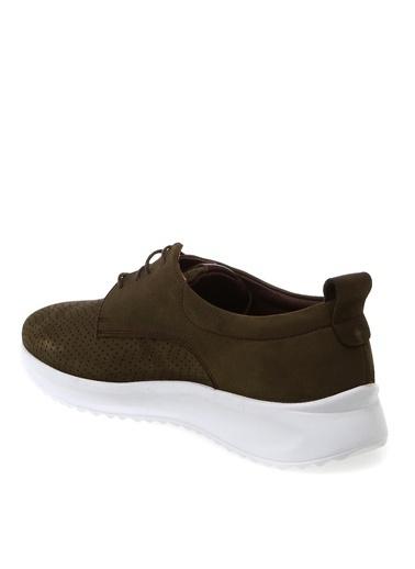 Cotton Bar Ayakkabı Haki